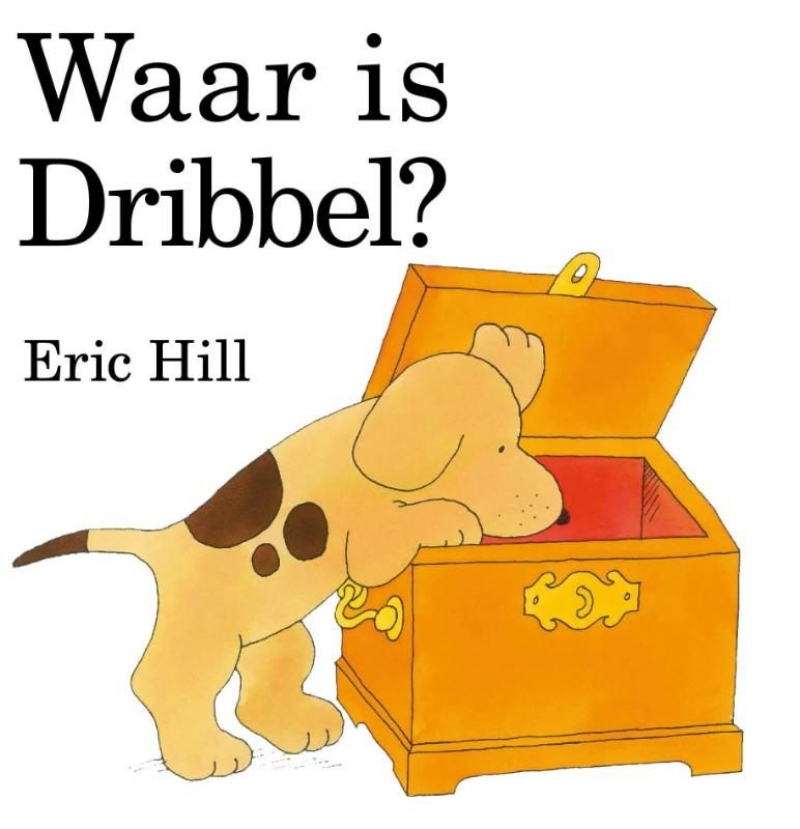 Waar is Dribbel? (flapjesboek/hardcover)