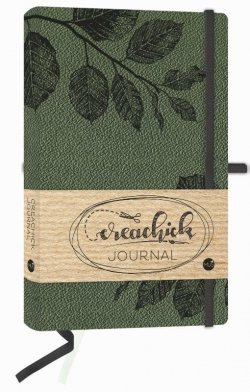 Creachick - Journal (groen)