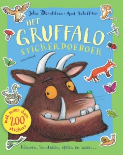 De Gruffalo Stickerdoeboek