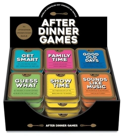 Display After Dinner Games (alleen in display)