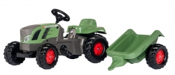 Kid Fendt 516 Vario + trailer