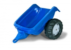 Kid trailer (blauw)