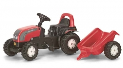 Kid Valtra + trailer