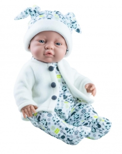 Pop Bebitos jongen winter (45cm)