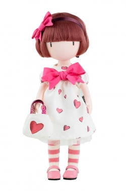 Pop Gorjuss 'Little heart' (32cm)