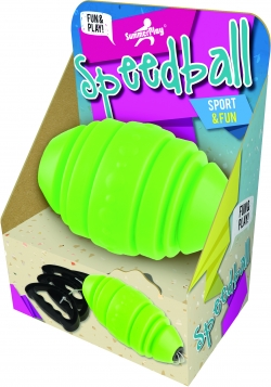 Speedball spel (2 ass.)