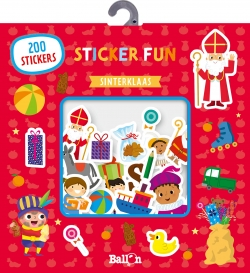 Sticker Fun - Sinterklaas