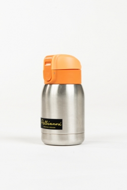 Thermosfles oranje (200ml)