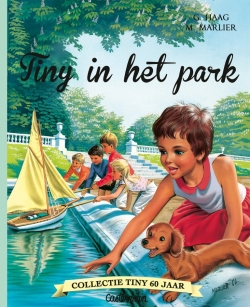 Tiny - vintage: Tiny in het park