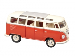 VW Classical Bus 1962 (1:24)