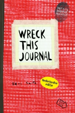 Wreck this journal - Nederlandse editie