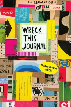 Wreck this journal - nu in kleur