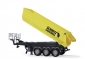 3-axled tipping semi-trailer (1:32)
