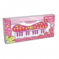 Keyboard 24 keys (roze)