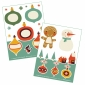 Vintage Christmas - Stickers