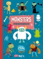 Vriendenboek - Monsters